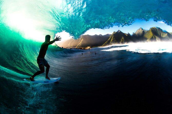Le surf de retour à Tahiti