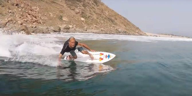 Peut-on devenir meilleur surfeur en prenant de l'âge ?