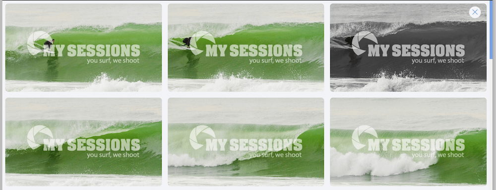 My Sessions