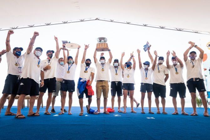 ISA 2021 : JOAN DURU CHAMPION DU MONDE